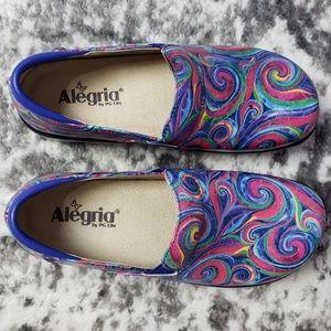 Alegria  Keli 686 Professional Nursing Leather